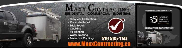 Maxx Contracting